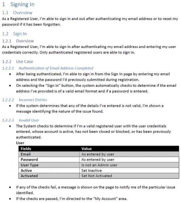 Example Sluamor User Scenarios | Credit: Sluamor