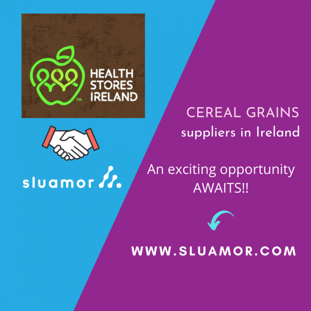 Main Photo for news entitled Health Stores Ireland has chosen to use Sluamor